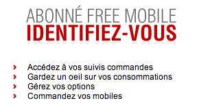 WWW.FREEMOBILE.FR - Mon Compte