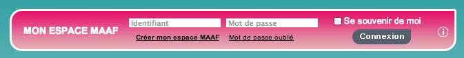 Mon Compte Maaf sur www.maaf.fr