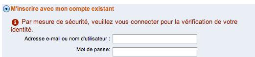 Mon Compte Expedia sur www.expedia.fr