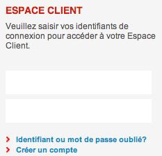 WWW.SFRBUSINESSTEAM.FR - Espace client