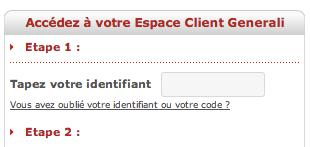 Mon Compte Generali sur www.generali.fr