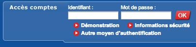 Mon Compte Cybermut sur www.creditmutuel.fr