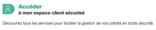 Espace Client Facet sur www.facet-paiement.fr