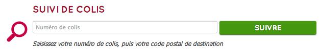 Suivre Mon Colis sur www.mondialrelay.fr
